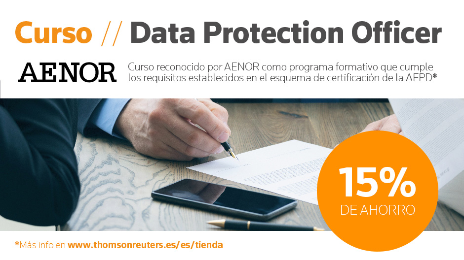 Curso Data Protection Officer