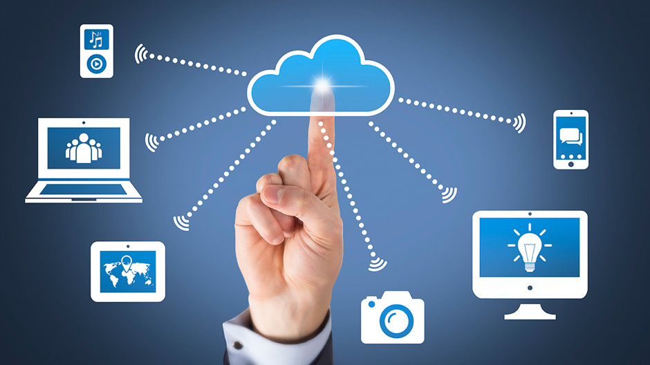 Stay connected with the cloud
