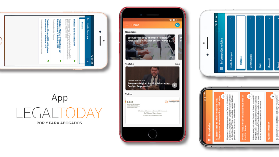 App - Legal Today