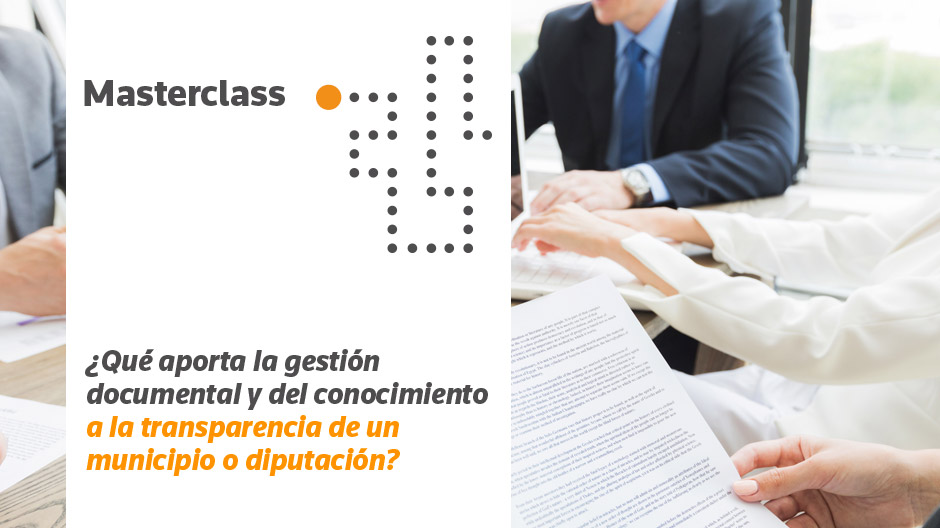 Masterclass Transparencia - Thomson Reuters