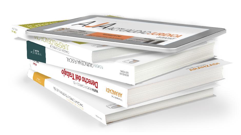 Amplio abanico de revistas especializadas.