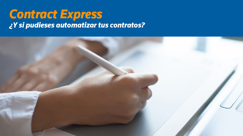 Contract Express de Thomson Reuters