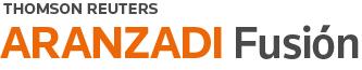 logotipo Aranzadi Fusión