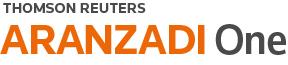logotipo aranzadi one thomson reuters