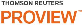 logotipo Thomson Reuters Proview