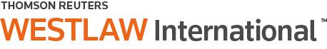 logotipo westlaw international thomson reuters