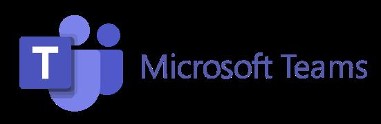 conexión con MS teams para crear conversaciones por chat o llamadas.